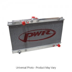 PWR Aluminium Radiator - Honda Civic Type R FK8 (42mm)