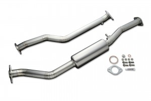 Tomei Expreme Ti Mid Pipes - Mazda MX-5 NC 2006-2015